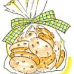 手作りクッキーのラッピングは100均紙コップ!賞味期限は?