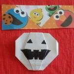 【ハロウィンのホームパーティー飾り付け】折り紙かぼちゃ簡単な折り方!