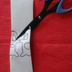 ハロウィンのホームパーティー飾り付け!手作り簡単!折り紙おばけ作り方!